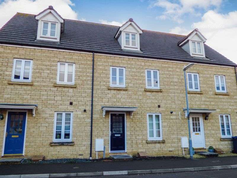 3 Bedrooms Terraced House for sale in Barley Rise, West Ashton
