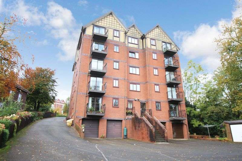 2 Bedrooms Flat for sale in Stow Park Circle, Newport