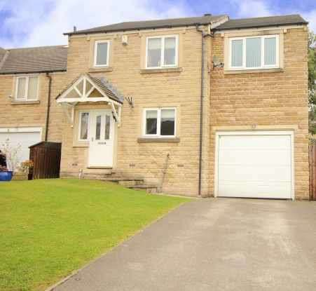 4 Bedrooms Detached House for sale in Field Close, Halifax, West Yorkshire, HX3 5LS