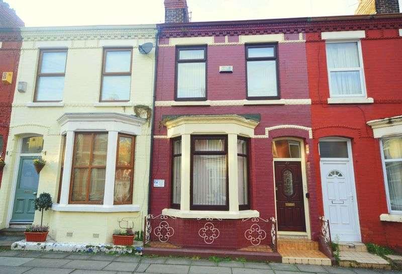 3 Bedrooms Terraced House for sale in Alwyn Street, Aigburth