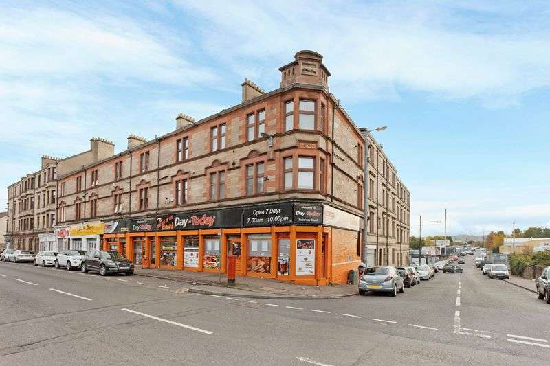 1 Bedroom Flat for sale in Causewayside Street, Tollcross Glasgow