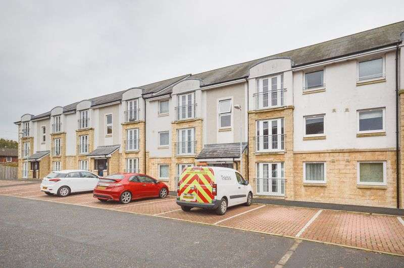 2 Bedrooms Flat for sale in 58 Prestonfield Gardens, Linlithgow, West Lothian, EH49 6ER