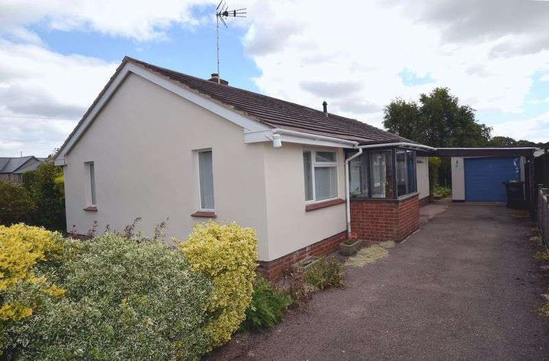 3 Bedrooms Bungalow for sale in Townsend Close, St Briavels