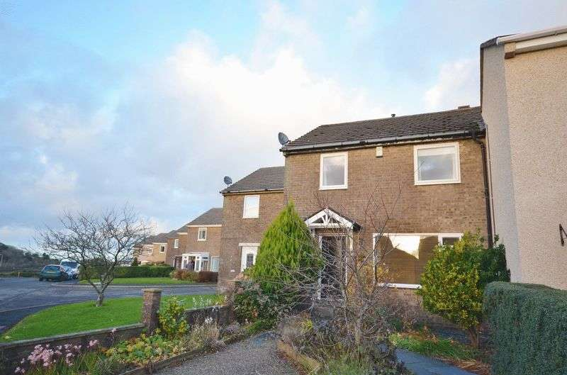3 Bedrooms Terraced House for sale in Dent View, Egremont