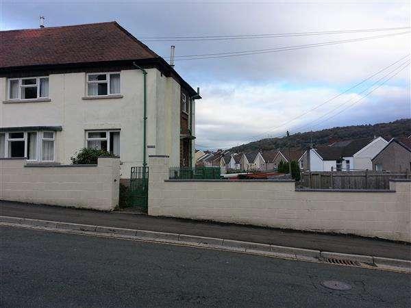 3 Bedrooms Semi Detached House for sale in Wilba Lawns, Brook Street, Pontypridd