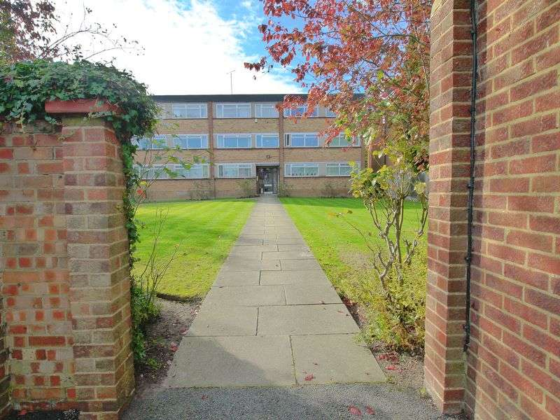 2 Bedrooms Flat for sale in Orchid Grange, Chase Side, Southgate
