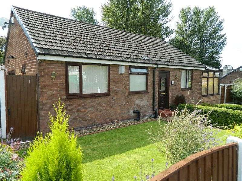 2 Bedrooms Bungalow for sale in Aintree Road, Little Lever, Bolton