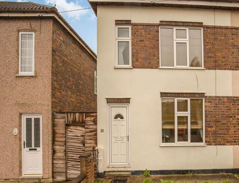 3 Bedrooms Semi Detached House for sale in Ferry Street, Burton-On-Trent, DE15