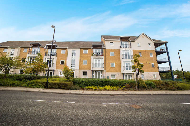 2 Bedrooms Flat for sale in Brandling Court Hackworth Way, North Shields, NE29