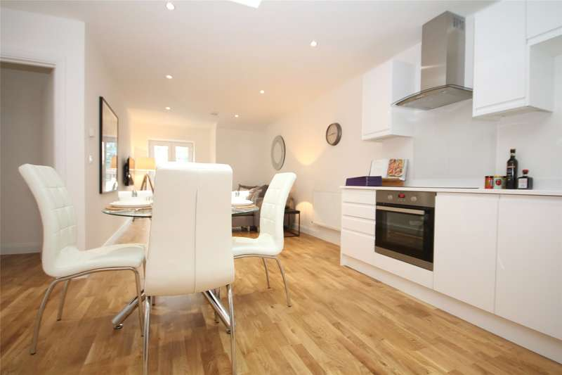 1 Bedroom Apartment Flat for sale in Church Road, Addlestone, Surrey, KT15