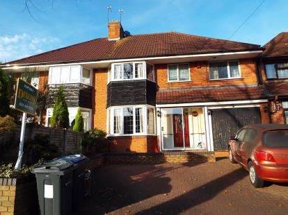 4 Bedrooms Semi Detached House for sale in Haunch Lane, Kings Heath, Birmingham, West Midlands