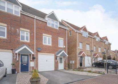 3 Bedrooms End Of Terrace House for sale in Scholars Way, Mansfield, Nottinghamshire