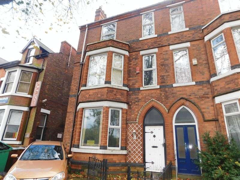 8 Bedrooms Detached House for rent in Derby Road, Nottingham