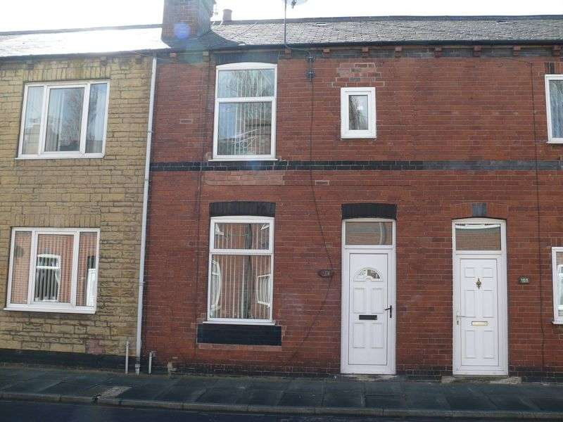 3 Bedrooms Terraced House for sale in William Street, Castleford