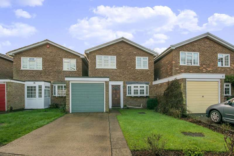 4 Bedrooms House for sale in Ashmere Close, Sutton, SM3