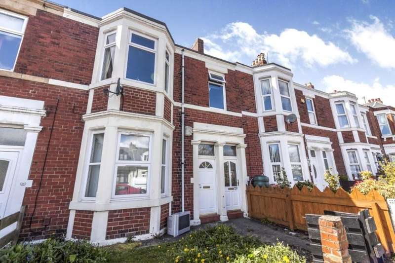 2 Bedrooms Flat for sale in The Avenue, Wallsend, NE28