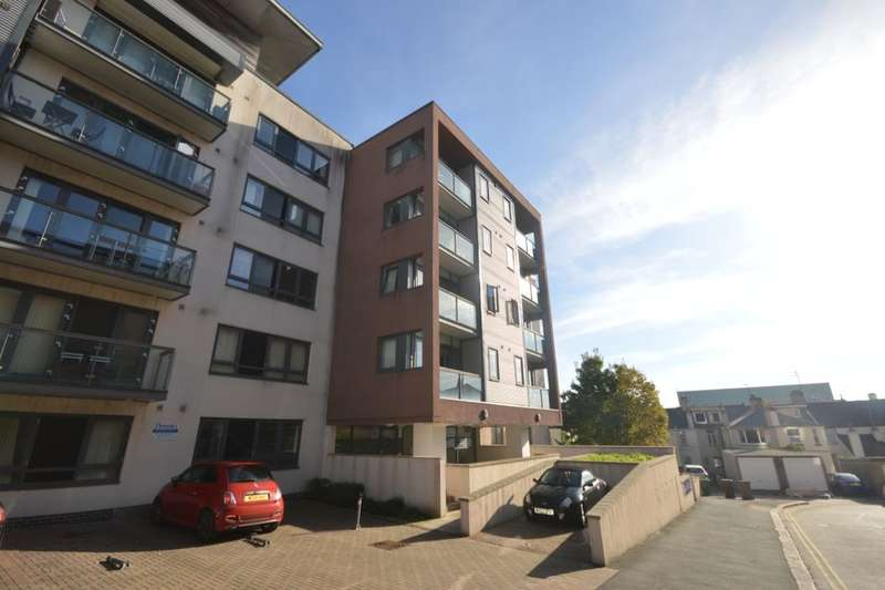 Flat for sale in Constantine Street, Plymouth, PL4