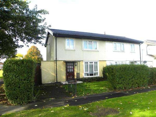 3 Bedrooms Semi Detached House for sale in Ward Gardens, Slough