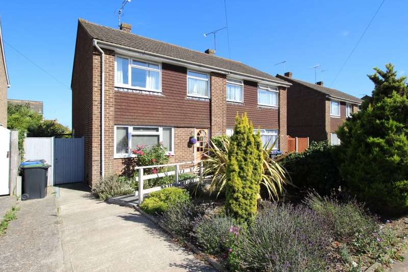 3 Bedrooms Semi Detached House for sale in New Road, Worthing, BN13