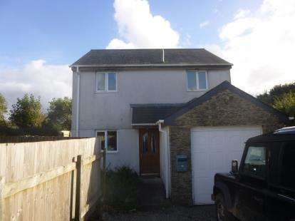 3 Bedrooms Detached House for sale in Pensilva, Liskeard, Cornwall
