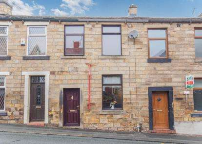 2 Bedrooms Terraced House for sale in Walverden Road, Brierfield, Nelson, Lancashire, BB9