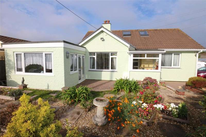 3 Bedrooms Detached Bungalow for sale in New Road, Troon, Camborne