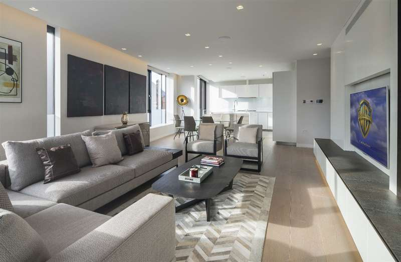 3 Bedrooms House for sale in Nutley Terrace, Hampstead, NW3