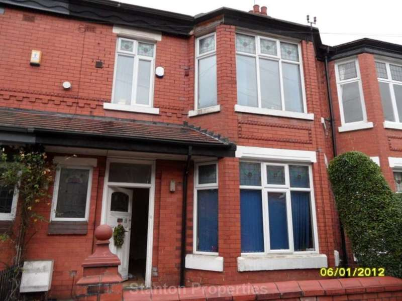 5 Bedrooms Terraced House for rent in 85 pppw, Brixton Avenue, West Didsbury