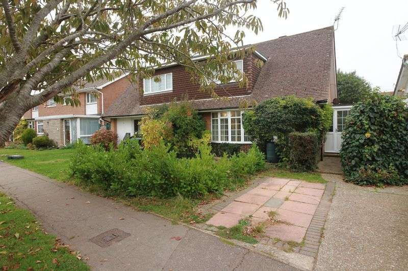 3 Bedrooms Semi Detached House for sale in Three Bedroom Semi, Fordwater Gardens, Yapton