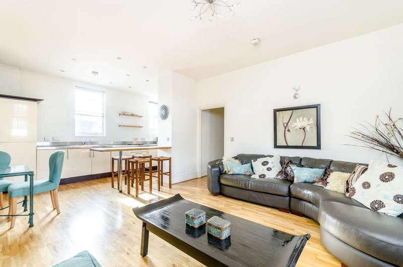 2 Bedrooms Flat for sale in Met Building, Blackheath, SE12