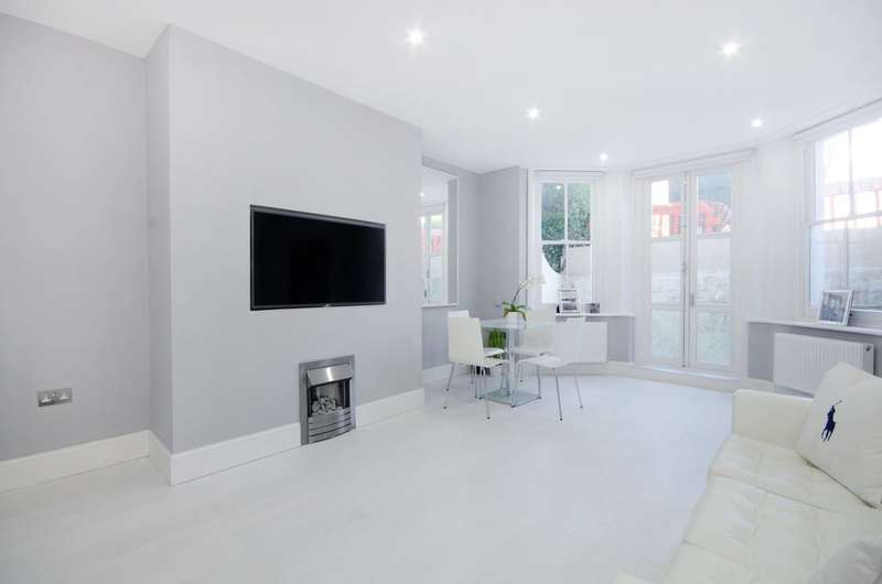 1 Bedroom Flat for sale in Worple Road, West Wimbledon, SW20