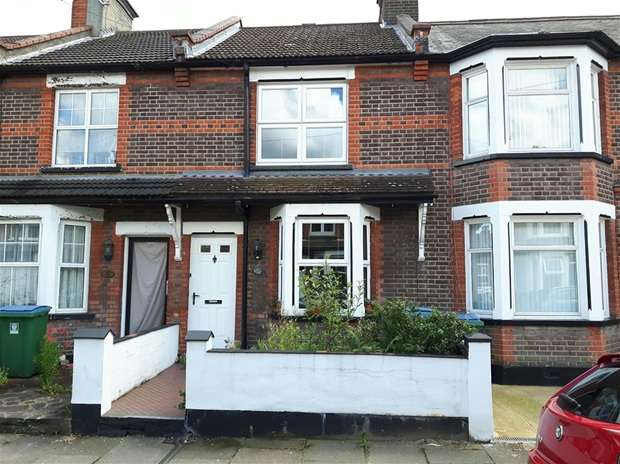 2 Bedrooms Terraced House for sale in Nevill Grove, Watford