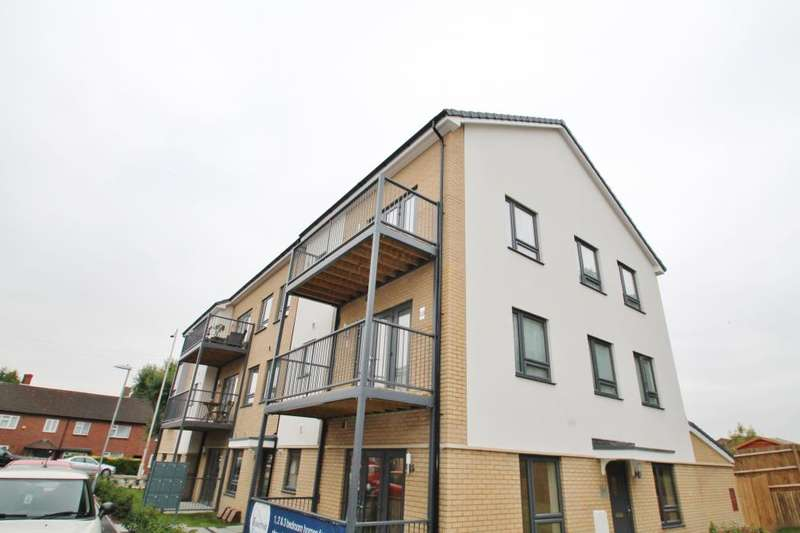 2 Bedrooms Apartment Flat for sale in ALBERT HOUSE, RESERVOIR WAY, HAINAULT