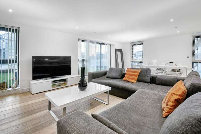 2 Bedrooms Flat for sale in Kensington Apartments, 11 Commercial Street, London, E1