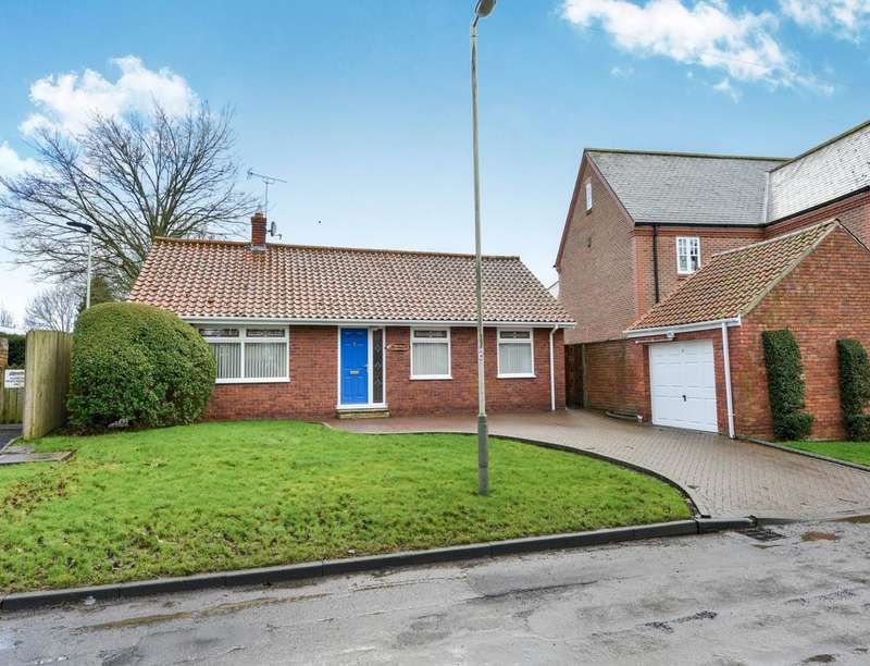 3 Bedrooms Detached Bungalow for sale in Meadow Croft High Street, Bishopton, Stockton-On-Tees, TS21