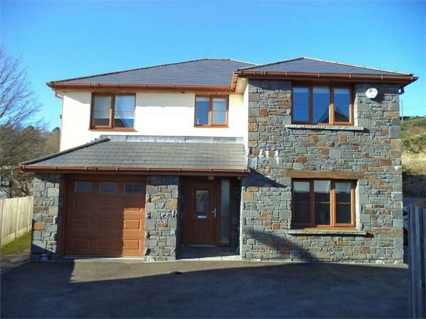 4 Bedrooms Detached House for sale in Marian Close, TREDEGAR, Blaenau Gwent