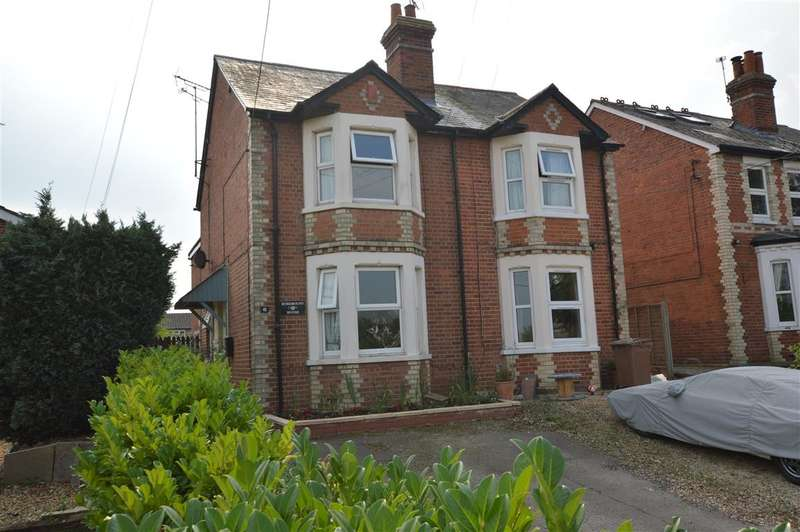 3 Bedrooms Semi Detached House for sale in Arborfield Road, Shinfield, Reading, RG2