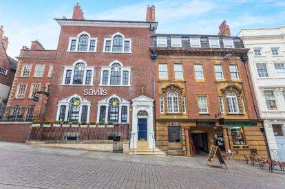 2 Bedrooms Flat for sale in Enfield House, 18 Low Pavement, Nottingham, Nottinghamshire