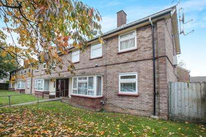 2 Bedrooms Flat for sale in Harvest Close, Luton, Bedfordshire