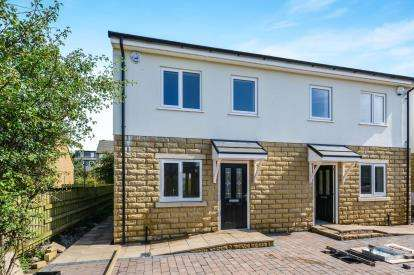 3 Bedrooms Semi Detached House for sale in Ropewalk Close, Galagte, Lancaster, LA2