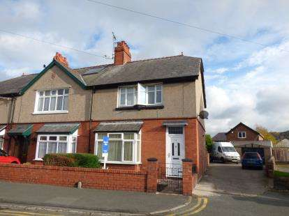 3 Bedrooms End Of Terrace House for sale in Ronald Avenue, Llandudno Junction, Conwy, LL31