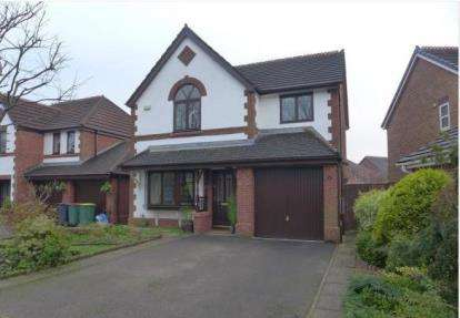 4 Bedrooms Detached House for sale in Bideford Way, Cottam, Preston, Lancashire, PR4