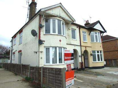 2 Bedrooms Maisonette Flat for sale in Southend-On-Sea, Essex