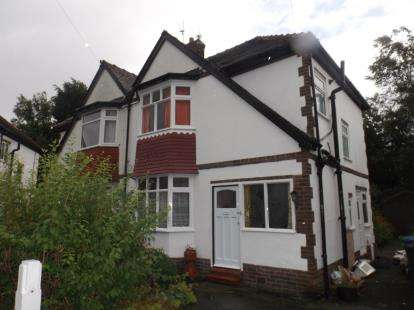 3 Bedrooms Semi Detached House for sale in Highcroft Avenue, Manchester, Greater Manchester