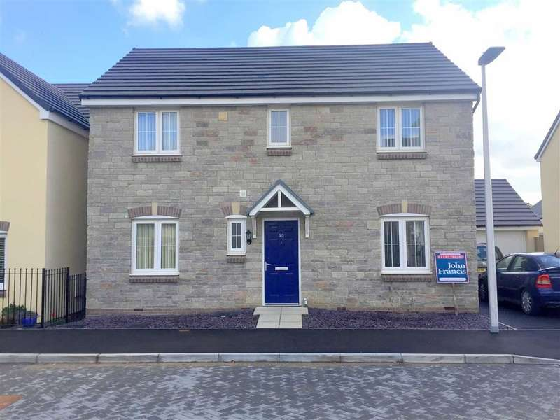4 Bedrooms Property for sale in Castleton Grove, Haverfordwest
