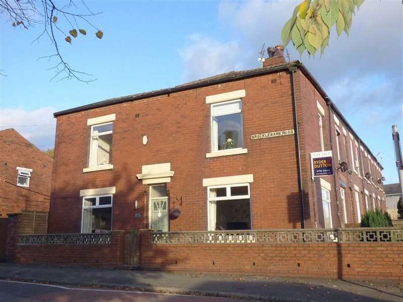 3 Bedrooms Property for sale in Brocklebank Road, Rochdale, Lancashire, OL16