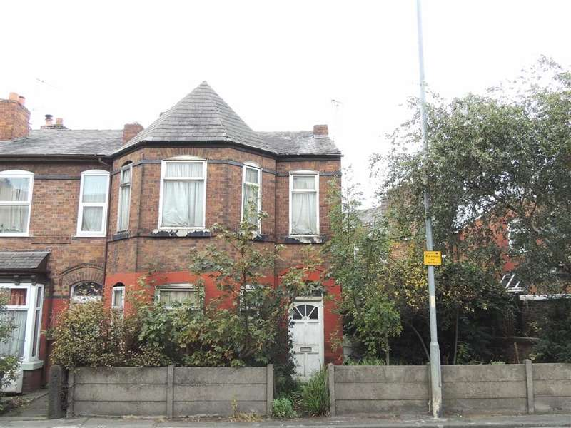 2 Bedrooms Property for sale in Broom Lane, Levenshulme, Manchester