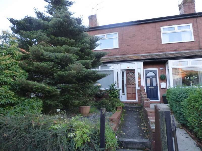 2 Bedrooms Property for sale in Hollins Road, Hathershaw, Oldham, OL8