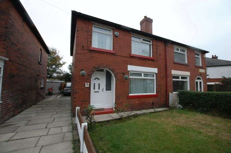3 Bedrooms Semi Detached House for sale in Iris Avenue, Bolton