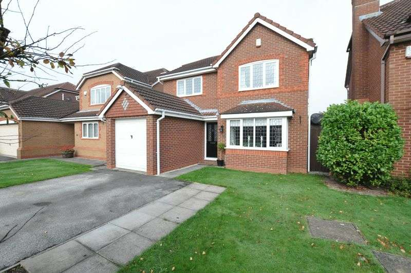 4 Bedrooms Detached House for sale in Normandy Road, Hilton